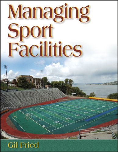 Managing Sport Facilities 9780736044837