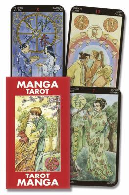 Manga Mini Tarot 9780738714219