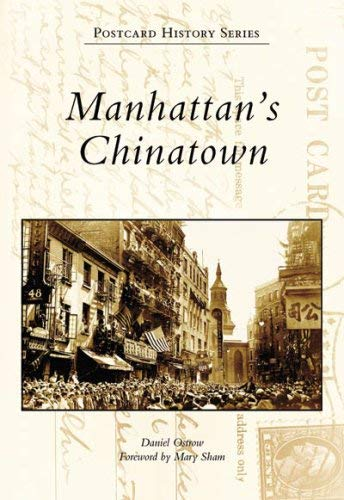 Manhattan's Chinatown 9780738555171