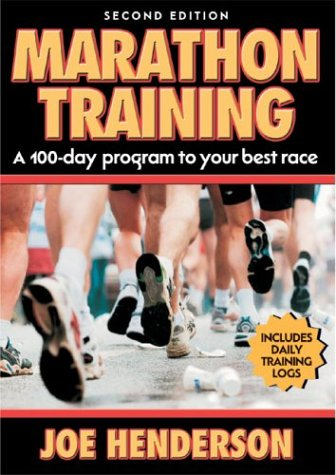 Marathon Training - 2nd Edition 9780736051910