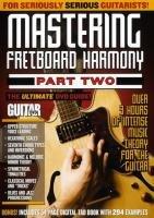 Mastering Fretboard Harmony, Part 2 9780739076736