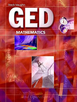 Steck-Vaughn GED Exercise Books: Student Workbook Mathematics 9780739836033