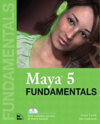 Maya 5 Fundamentals [With CDROM] 9780735713727