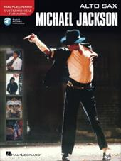 Michael Jackson Instrumental Solos, Alto Saxophone: Level 2-3 [With CD (Audio)]