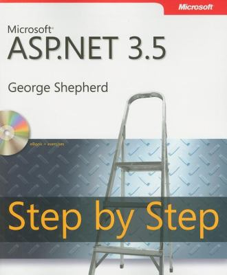 Microsoft ASP.NET 3.5 Step by Step [With CDROM] 9780735624269