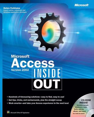 Microsoft Access Version 2002 Inside Out [With CDROM] 9780735612839