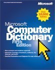 Microsoft Computer Dictionary, Fifth Edition 9780735614956