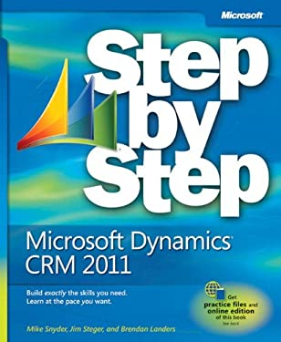 Microsoft Dynamics CRM 2011 Step by Step [With Access Code] 9780735648906