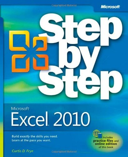 Microsoft Excel 2010 Step by Step 9780735626942