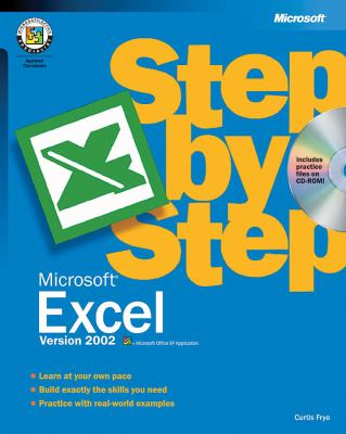 Microsoft Excel Version 2002 Step by Step [With CDROM] 9780735612969