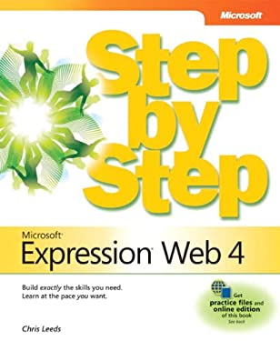 Microsoft Expression Web 4 Step by Step 9780735639027