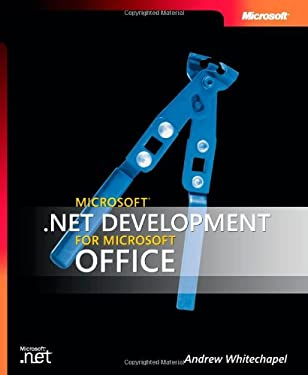Microsoft .Net Development for Microsoft Office 9780735621329