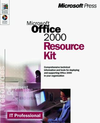 Microsoft Office 2000 Resource Kit [With *] 9780735605558