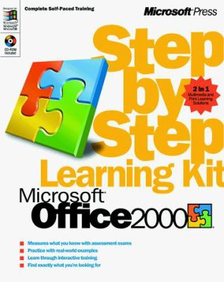 Microsoft Office 2000 Step by Step Learning Kit [With *] 9780735605084