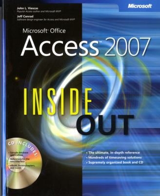 Microsoft Office Access 2007 Inside Out [With Cdom] 9780735623255