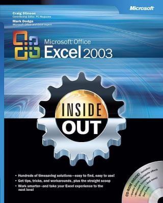 Microsoft Office Excel 2003 Inside Out [With CDROM] 9780735615113