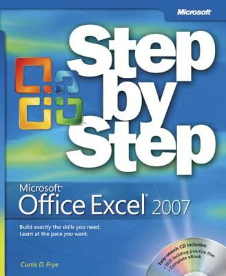 Microsoft Office Excel 2007 Step by Step [With CDROM]