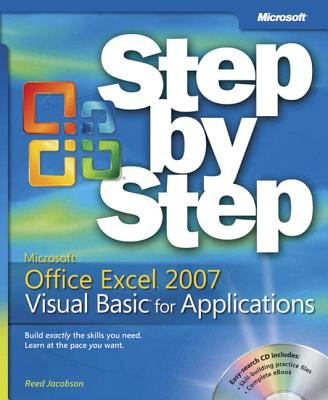 Microsoft Office Excel 2007 Visual Basic for Applications Step by Step [With Easy-Search CD]