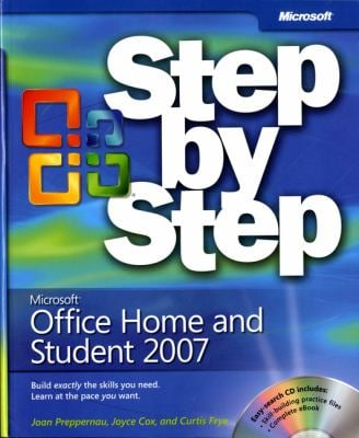 Microsoft Office Home and Student Step by Step [With CDROM] 9780735625600