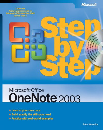 Microsoft Office Onenote 2003 Step by Step 9780735621091
