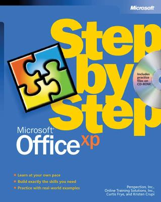 Microsoft Office XP Step by Step [With CDROM] 9780735612945