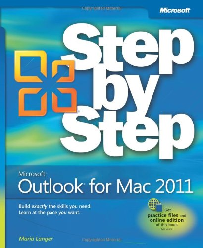 Microsoft Outlook for Mac 2011 Step by Step 9780735651890