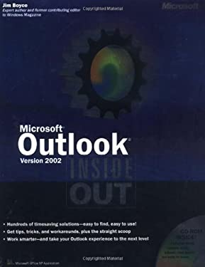 Microsoft Outlook Version 2002 Inside Out [With CDROM] 9780735612822