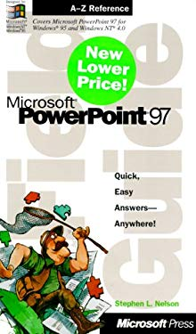 Microsoft PowerPoint 97 Field Guide 9780735610613
