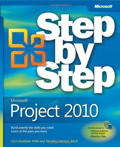 Microsoft Project 2010 Step by Step [With Access Code] 9780735626959