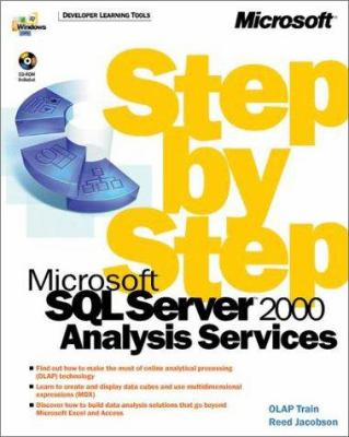 Microsoft SQL Server 2000 Analysis Services Step by Step [With CDROM] 9780735609044