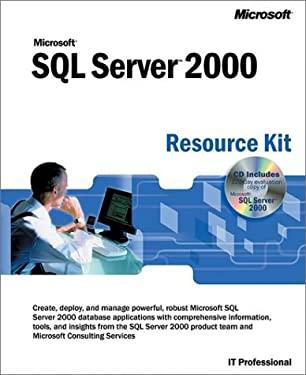 Microsoft SQL Server 2000 Resource Kit [With CDROM] 9780735612662