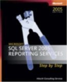 Microsoft SQL Server 2005 Reporting Services Step by Step [With CDROM] 9780735622500
