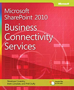 Microsoft Sharepoint 2010: Business Connectivity Services 9780735660182