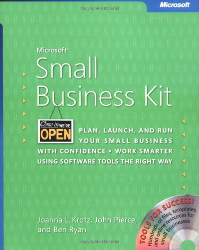 Microsoft Small Business Kit [With CDROM] 9780735620544