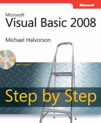 Microsoft Visual Basic 2008 Step by Step [With CDROM] 9780735625372
