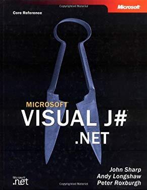 Microsoft Visual J# .Net (Core Reference) 9780735615502