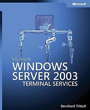 Microsoft Windows Server 2003 Terminal Services 9780735619043