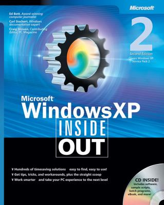 Microsoft Windows XP Inside Out 9780735620445