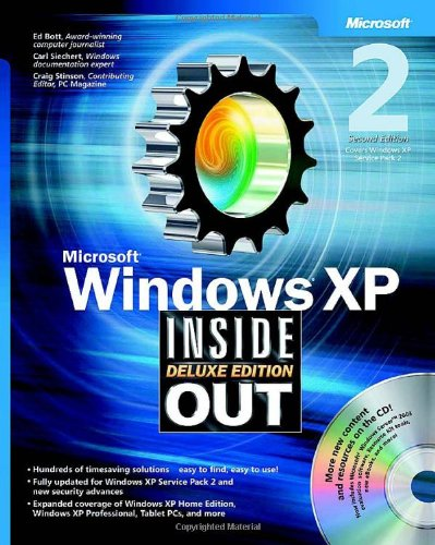 Microsoft Windows XP Inside Out Deluxe 9780735620438