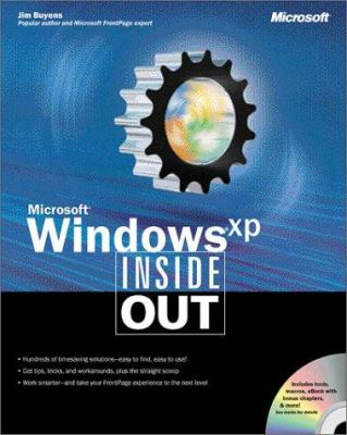 Microsoft Windows XP Inside Out [With CDROM] 9780735613829