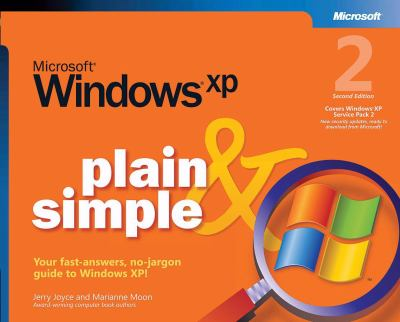 Microsoft Windows XP Plain & Simple 9780735621121