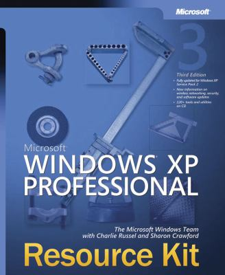 Microsoft Windows XP Professional Resource Kit 9780735621671