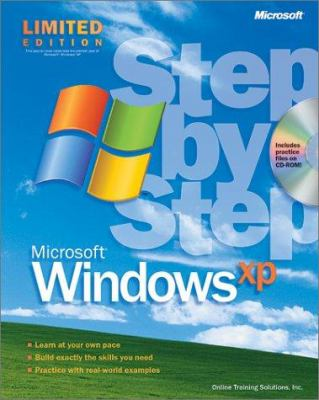 Microsoft Windows XP Step by Step [With CDROM] 9780735613836