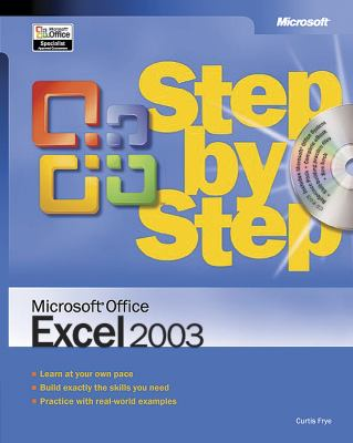 Microsoft Office Excel 2003 Step by Step 9780735615182