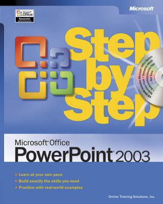 Microsoft Office PowerPoint 2003 Step by Step [With CDROM]