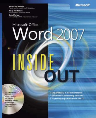Microsoft Office Word 2007 Inside Out 9780735623309