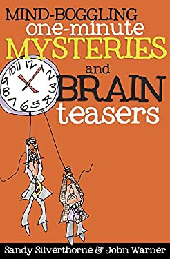 Mind-Boggling One-Minute Mysteries and Brain Teasers 9780736930086