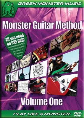 Monster Guitar Method, Volume 1 9780739059647