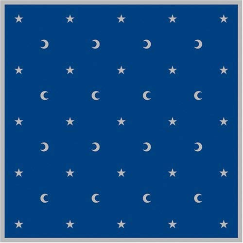 Moon & Stars Velvet Tarot Cloth 9780738712703