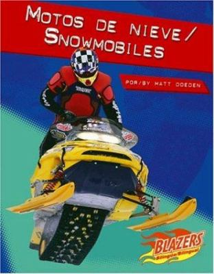Motos de Nieve/Snowmobiles 9780736866385